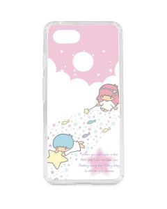 Little Twin Stars Wish Upon A Star Google Pixel 3 Clear Case