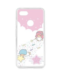 Little Twin Stars Wish Upon A Star Google Pixel 3 XL Clear Case
