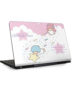Little Twin Stars Wish Upon A Star Dell Inspiron Skin