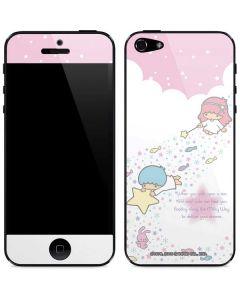 Little Twin Stars Wish Upon A Star iPhone 5/5s/SE Skin