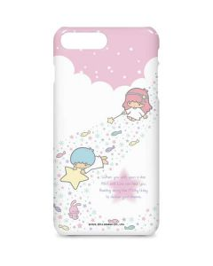 Little Twin Stars Wish Upon A Star iPhone 8 Plus Lite Case