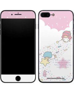 Little Twin Stars Wish Upon A Star iPhone 8 Plus Skin