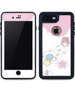 Little Twin Stars Wish Upon A Star iPhone 8 Plus Waterproof Case
