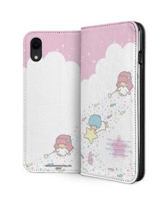 Little Twin Stars Wish Upon A Star iPhone XR Folio Case