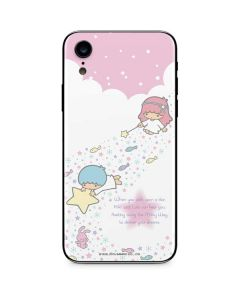 Little Twin Stars Wish Upon A Star iPhone XR Skin