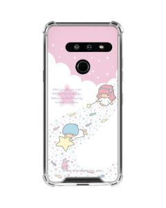 Little Twin Stars Wish Upon A Star LG G8 ThinQ Clear Case
