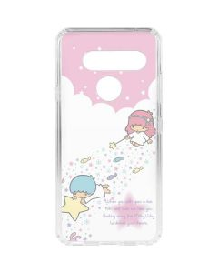 Little Twin Stars Wish Upon A Star LG V40 ThinQ Clear Case