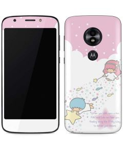 Little Twin Stars Wish Upon A Star Moto E5 Play Skin