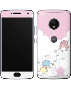 Little Twin Stars Wish Upon A Star Moto G5 Plus Skin