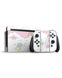 Little Twin Stars Wish Upon A Star Nintendo Switch Bundle Skin