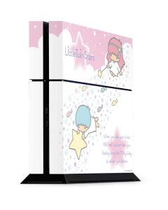 Little Twin Stars Wish Upon A Star PS4 Console Skin