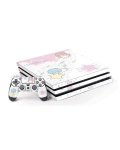 Little Twin Stars Wish Upon A Star PS4 Pro Bundle Skin