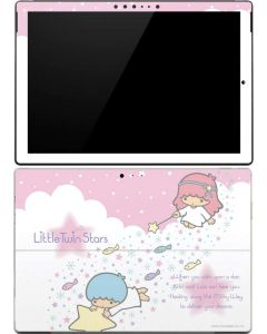 Little Twin Stars Wish Upon A Star Surface Pro (2017) Skin