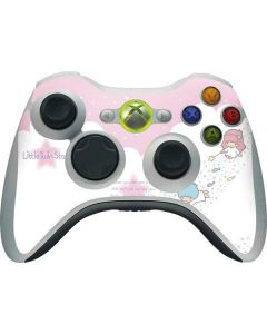 Little Twin Stars Wish Upon A Star Xbox 360 Wireless Controller Skin