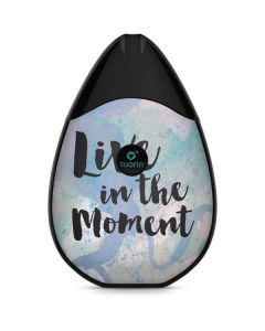 Live In The Moment Pastel Suorin Drop Vape Skin