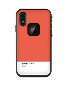 Living Coral LifeProof Fre iPhone Skin