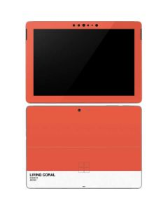 Living Coral Surface Go Skin