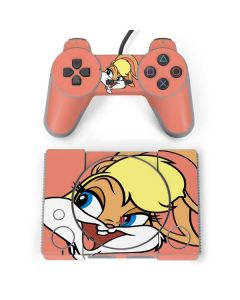 Lola Bunny Zoomed In PlayStation Classic Bundle Skin