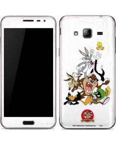 Looney Tunes All Together Galaxy J3 Skin