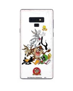 Looney Tunes All Together Galaxy Note 9 Skin