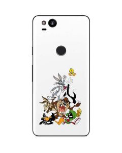 Looney Tunes All Together Google Pixel 2 Skin