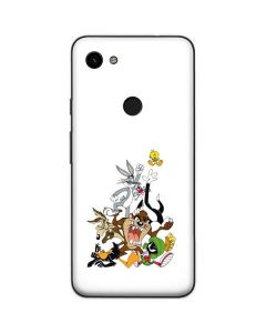 Looney Tunes All Together Google Pixel 3a Skin