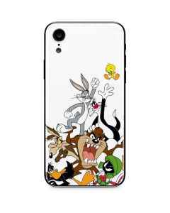 Looney Tunes All Together iPhone XR Skin