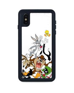 Looney Tunes All Together iPhone XS Max Waterproof Case