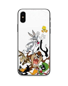 Looney Tunes All Together iPhone XS Skin
