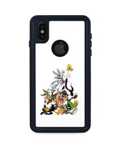 Looney Tunes All Together iPhone XS Waterproof Case