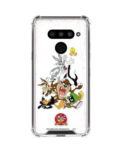 Looney Tunes All Together LG V50 ThinQ Clear Case