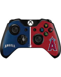 Los Angeles Angels Split Xbox One Controller Skin