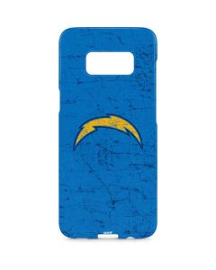 Los Angeles Chargers - Alternate Distressed Galaxy S8 Plus Lite Case