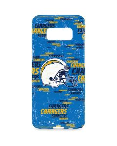 Los Angeles Chargers - Blast Galaxy S8 Plus Lite Case