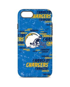 Los Angeles Chargers - Blast iPhone 8 Pro Case