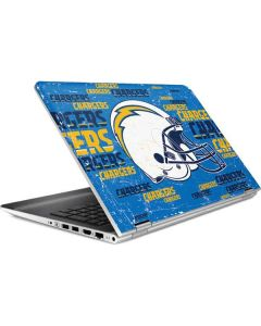 Los Angeles Chargers - Blast HP Pavilion Skin