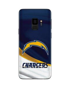Los Angeles Chargers Galaxy S9 Skin