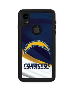 Los Angeles Chargers iPhone XR Waterproof Case