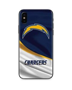 Los Angeles Chargers iPhone XS Max Skin