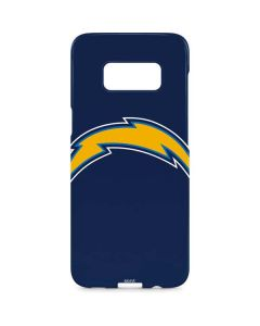 Los Angeles Chargers Large Logo Galaxy S8 Plus Lite Case