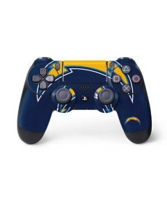 Los Angeles Chargers Large Logo PS4 Controller Skin