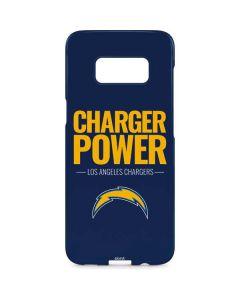 Los Angeles Chargers Team Motto Galaxy S8 Plus Lite Case