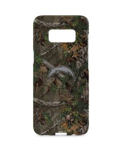 Los Angeles Chargers Realtree Xtra Green Camo Galaxy S8 Plus Lite Case