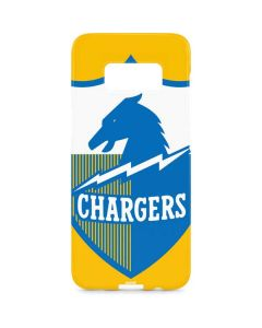 Los Angeles Chargers Retro Logo Galaxy S8 Plus Lite Case