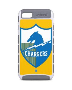Los Angeles Chargers Retro Logo iPhone 8 Cargo Case