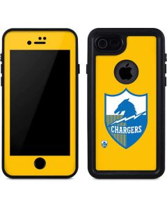 Los Angeles Chargers Retro Logo iPhone 8 Waterproof Case