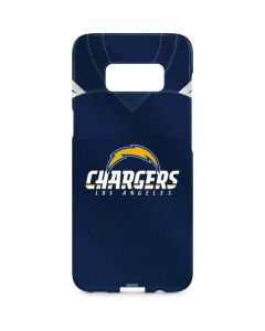 Los Angeles Chargers Team Jersey Galaxy S8 Plus Lite Case