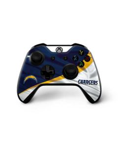 Los Angeles Chargers Xbox One X Controller Skin