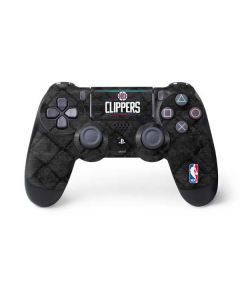 Los Angeles Clippers Black Rust PS4 Pro/Slim Controller Skin