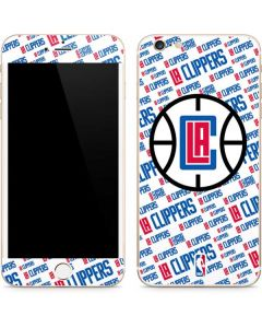 Los Angeles Clippers Blast Text iPhone 6/6s Plus Skin